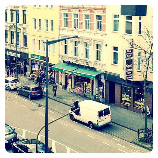 Buchladen Neusser Straße