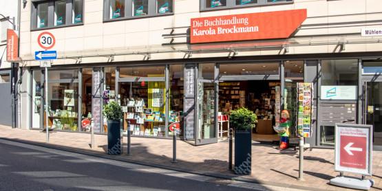 Die Buchhandlung Karola Brockmann
