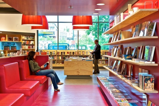 Buchhandlung Moritzplatz