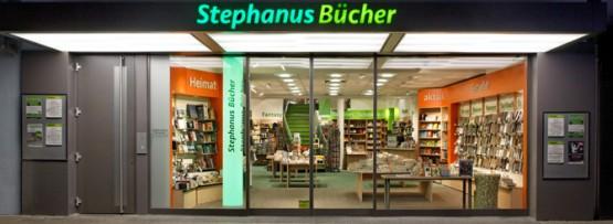Stephanus Bücher im Zentrum