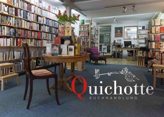 Quichotte, Literarische Buchhandlung