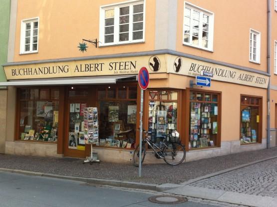 Buchhandlung Albert Steen