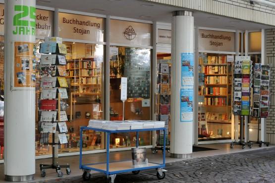 Buchhandlung Stojan