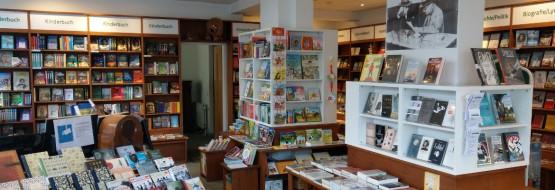 Buchhandlung Chaiselongue