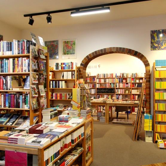 Literarische BuchhandlungIlseWierny