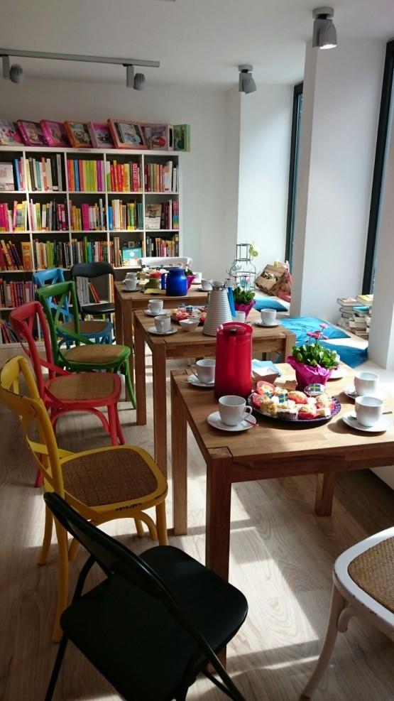 Bücher, Medien & mehr, Ihre Bücherstube & Ihr Buchcafe