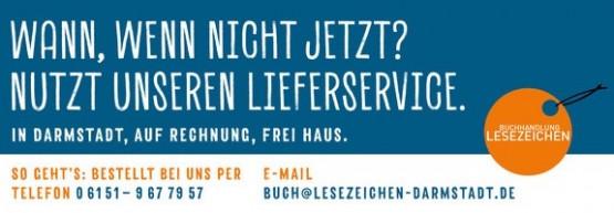 Lesezeichen Darmstadt