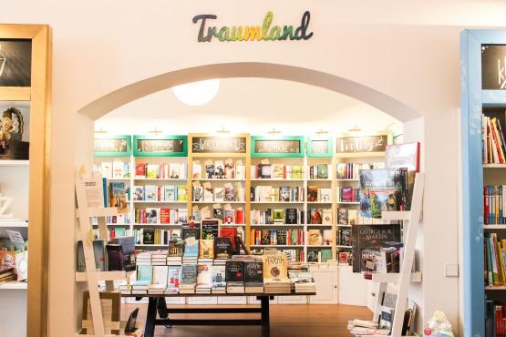 Unforgotten Books Buchhandlung