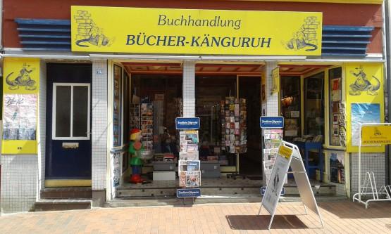 Buchhandlung Bücher-Känguruh