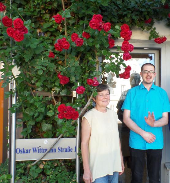Bücherstube Neuburg & Café Wort.Schatz