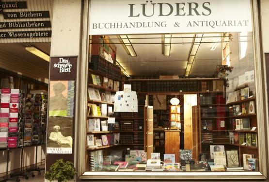 Buchhandlung und Antiquariat Lüders