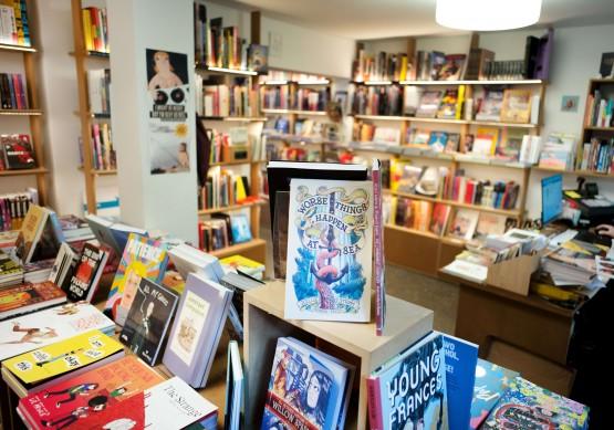 Strips & Stories - Der Buchladen für Graphic Novels