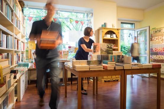 erLesen - Die Buchhandlung im Dichterviertel