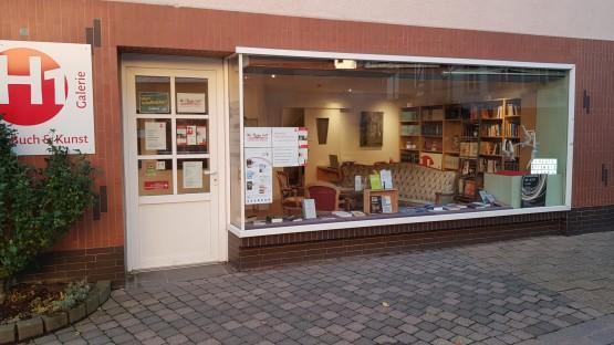 Galerie H1 - Buch & Kunst