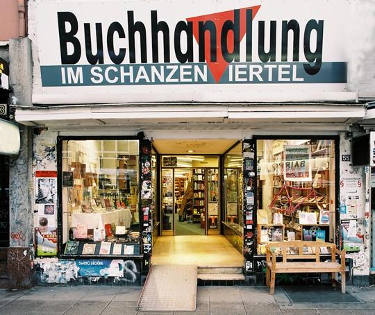 Buchhandlung im Schanzenviertel