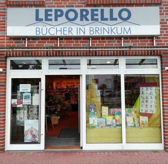 LEPORELLO Bücher in Brinkum